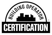 Building Operator Certification logo
